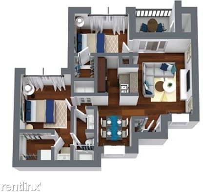 2 Bedrooms, Carol Oaks North Rental in Dallas for $1,050 - Photo 1