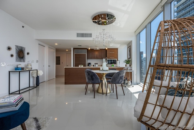 2 Bedrooms, Miami Financial District Rental in Miami, FL for $3,650 - Photo 2