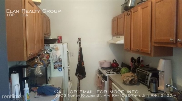 1 Bedroom, Ravenswood Rental in Chicago, IL for $1,340 - Photo 2