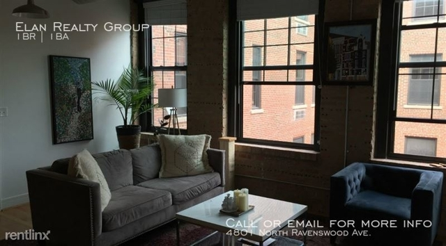 1 Bedroom, Ravenswood Rental in Chicago, IL for $1,630 - Photo 1