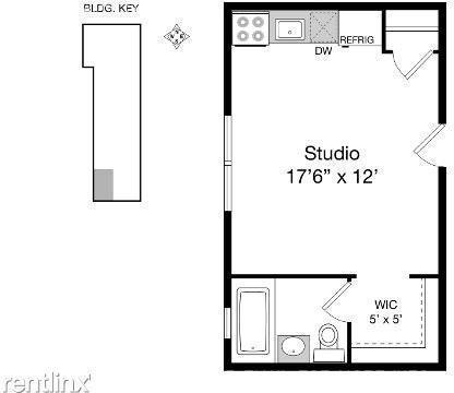 Studio, Sheffield Rental in Chicago, IL for $1,000 - Photo 2