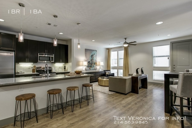 1 Bedroom, Central Dallas Rental in Dallas for $2,637 - Photo 1