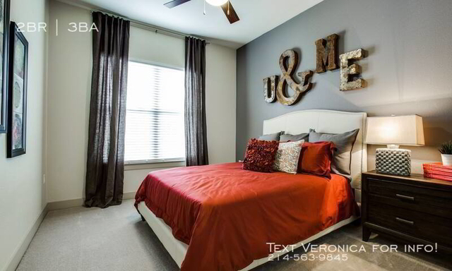 2 Bedrooms, Cultural District Rental in Dallas for $1,900 - Photo 2
