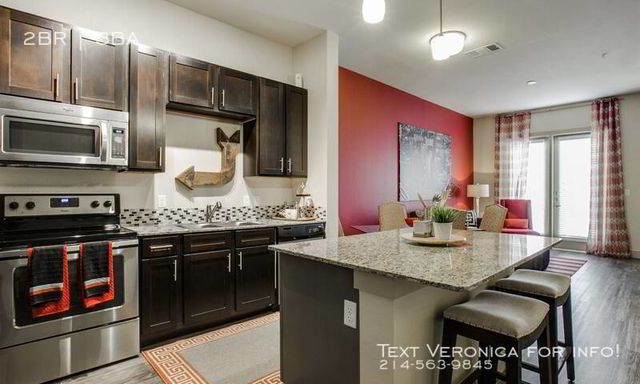 2 Bedrooms, Cultural District Rental in Dallas for $2,380 - Photo 1