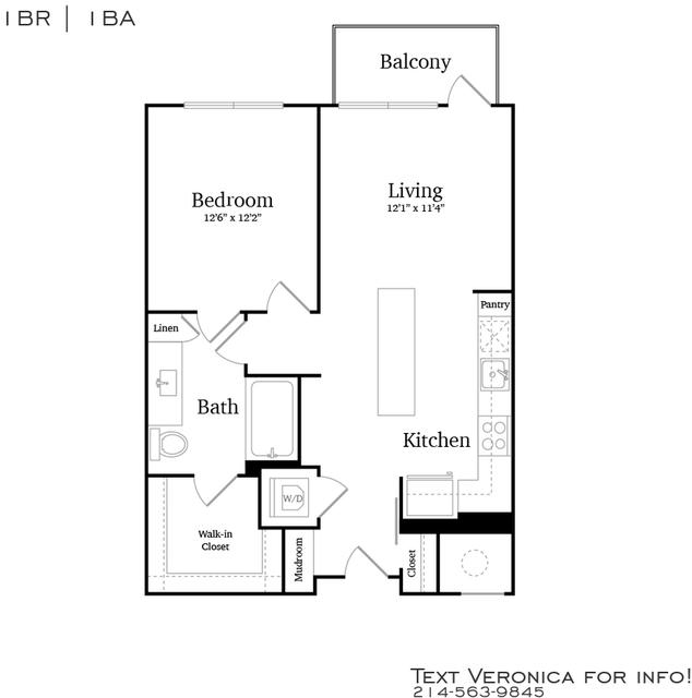 1 Bedroom, Lake Cliff Rental in Dallas for $1,512 - Photo 2