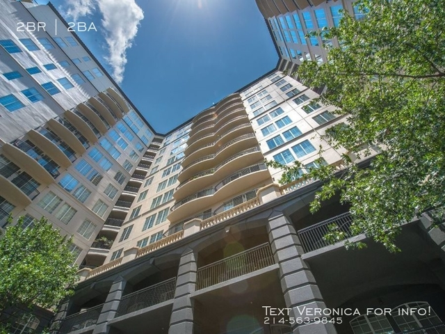 2 Bedrooms, Uptown Rental in Dallas for $2,385 - Photo 1