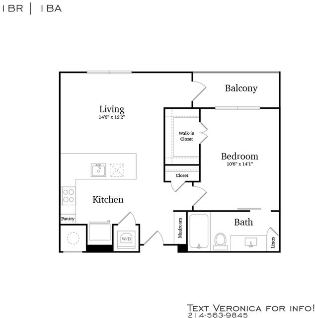 1 Bedroom, Lake Cliff Rental in Dallas for $1,428 - Photo 2