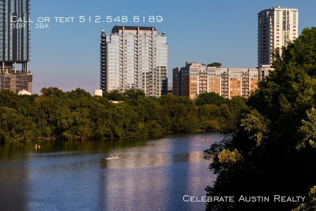 3 Bedrooms, Downtown Austin Rental in Austin-Round Rock Metro Area, TX for $4,105 - Photo 1