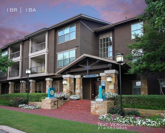 1 Bedroom, Easton on Henderson Rental in Dallas for $1,670 - Photo 1