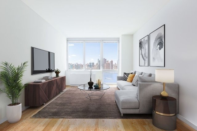1 Bedroom, Hunters Point Rental in NYC for $3,150 - Photo 2