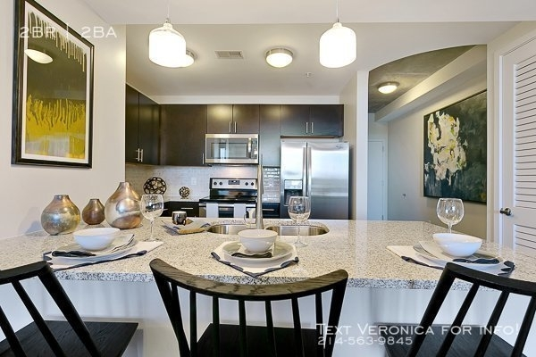 2 Bedrooms, Victory Park Rental in Dallas for $2,995 - Photo 1