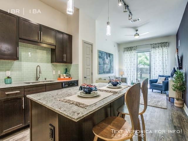 1 Bedroom, Fort Worth Avenue Rental in Dallas for $1,550 - Photo 2
