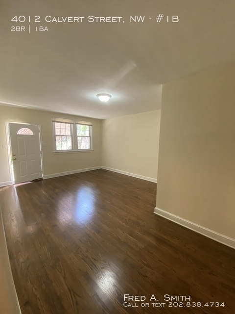 2 Bedrooms, Glover Park Rental in Washington, DC for $2,000 - Photo 1