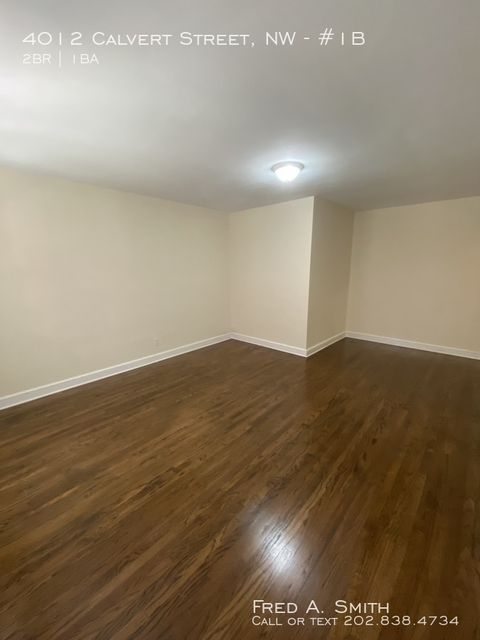 2 Bedrooms, Glover Park Rental in Washington, DC for $2,000 - Photo 2