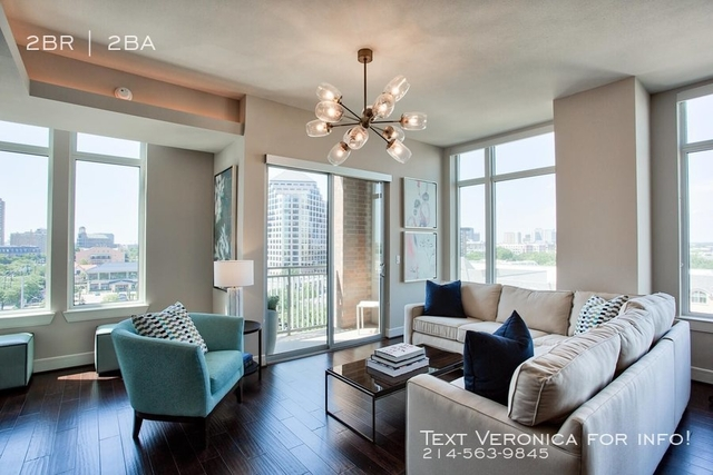 2 Bedrooms, Uptown Rental in Dallas for $4,700 - Photo 1