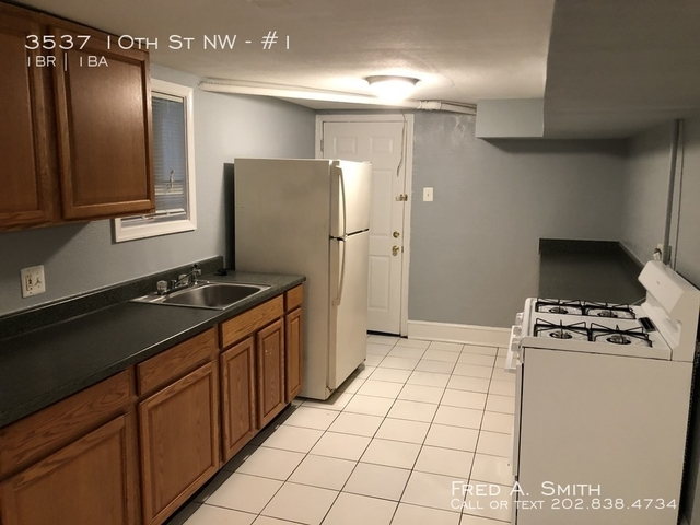 1 Bedroom, Columbia Heights Rental in Washington, DC for $1,450 - Photo 2