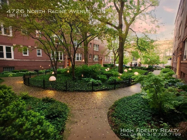 1 Bedroom, Sheridan Park Rental in Chicago, IL for $1,275 - Photo 1