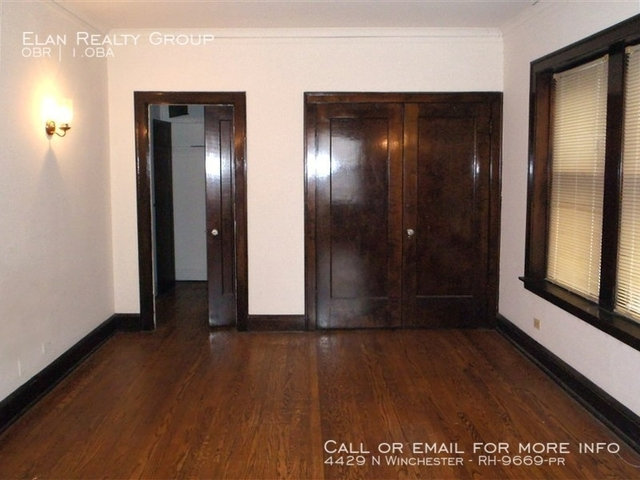 Studio, Ravenswood Rental in Chicago, IL for $970 - Photo 1
