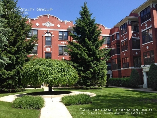 1 Bedroom, Ravenswood Rental in Chicago, IL for $1,190 - Photo 2