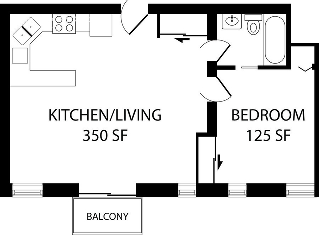 1 Bedroom, Ravenswood Rental in Chicago, IL for $1,491 - Photo 2