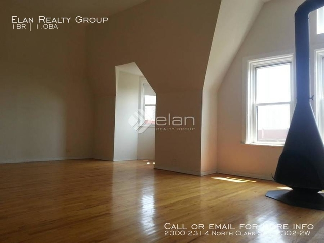 1 Bedroom, Lincoln Park Rental in Chicago, IL for $1,536 - Photo 2