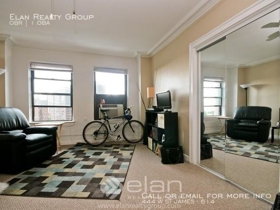 Studio, Park West Rental in Chicago, IL for $1,045 - Photo 2