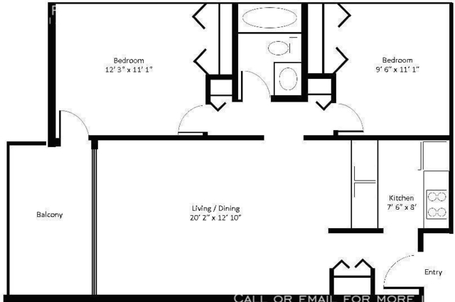 2 Bedrooms, Ranch Triangle Rental in Chicago, IL for $2,235 - Photo 2