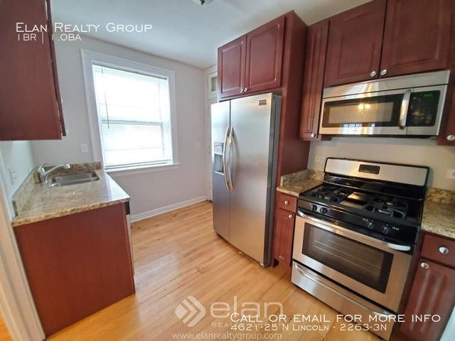 1 Bedroom, Ravenswood Rental in Chicago, IL for $1,335 - Photo 2