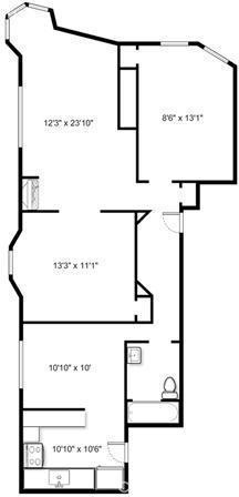 2 Bedrooms, Lincoln Park Rental in Chicago, IL for $2,180 - Photo 2