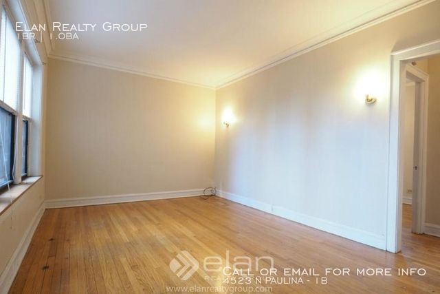 1 Bedroom, Ravenswood Rental in Chicago, IL for $1,100 - Photo 2