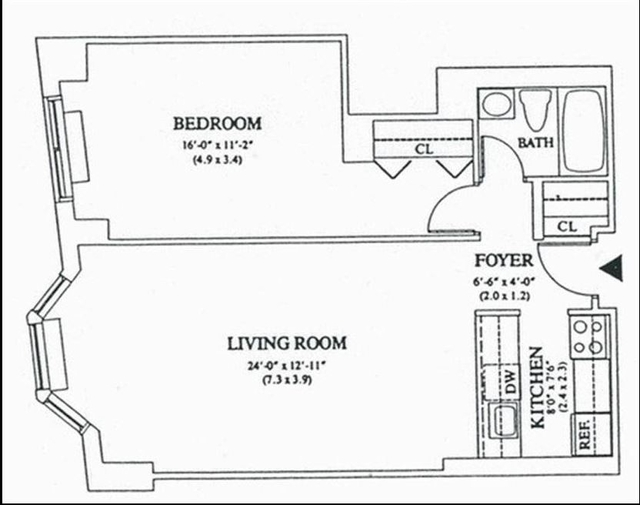 1 Bedroom, Battery Park City Rental in NYC for $2,995 - Photo 2