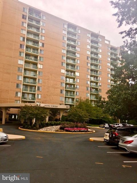 1 Bedroom, Marina Towers Condominiums Rental in Washington, DC for $1,750 - Photo 1