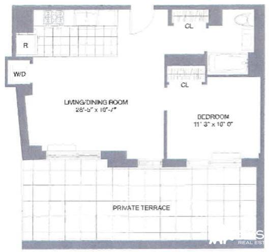 1 Bedroom, Astoria Rental in NYC for $2,567 - Photo 2