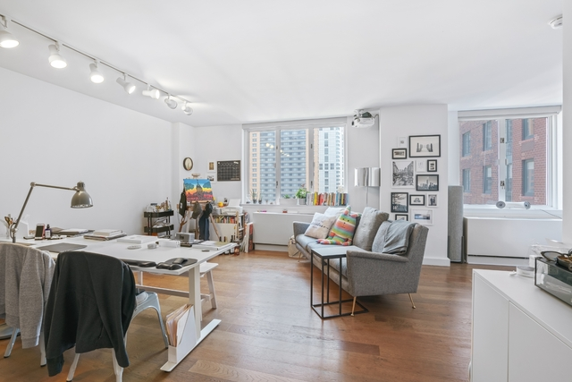 Studio, Battery Park City Rental in NYC for $2,970 - Photo 1