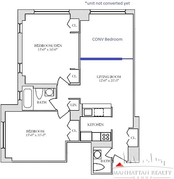 2 Bedrooms, Yorkville Rental in NYC for $2,865 - Photo 2