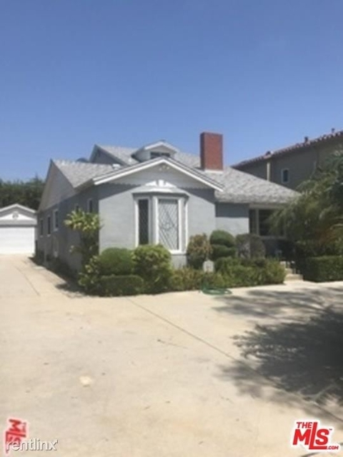 3 Bedrooms, The Alphabet Streets Rental in Los Angeles, CA for $6,100 - Photo 1
