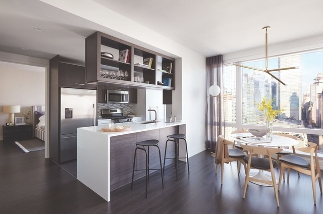 2 Bedrooms, Hell's Kitchen Rental in NYC for $5,357 - Photo 1