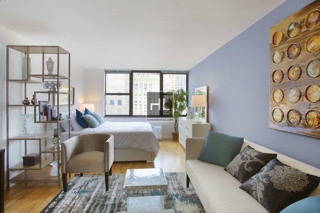Studio, Battery Park City Rental in NYC for $2,223 - Photo 1