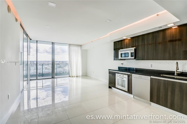 1 Bedroom, River Front West Rental in Miami, FL for $2,100 - Photo 1