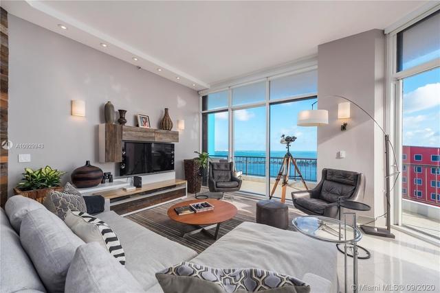 2 Bedrooms, Millionaire's Row Rental in Miami, FL for $5,000 - Photo 1