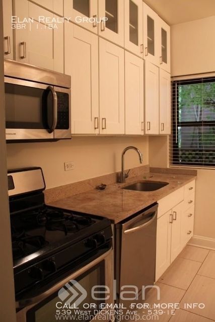 3 Bedrooms, Lincoln Park Rental in Chicago, IL for $2,660 - Photo 1