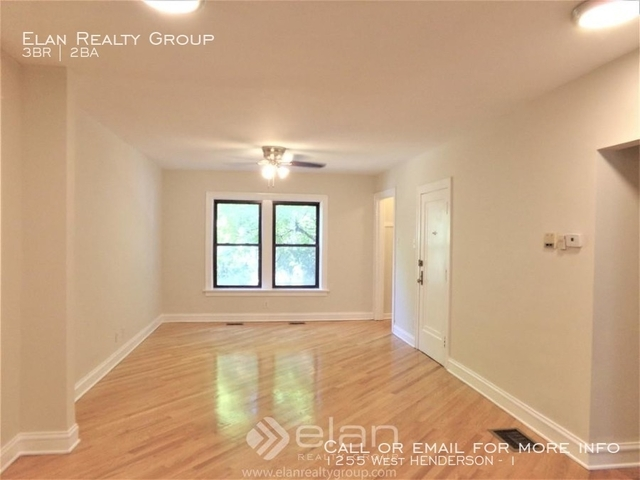 3 Bedrooms, Lakeview Rental in Chicago, IL for $2,495 - Photo 1