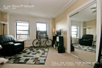 Studio, Park West Rental in Chicago, IL for $1,055 - Photo 1