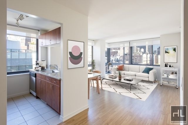 Studio, Hell's Kitchen Rental in NYC for $2,413 - Photo 1