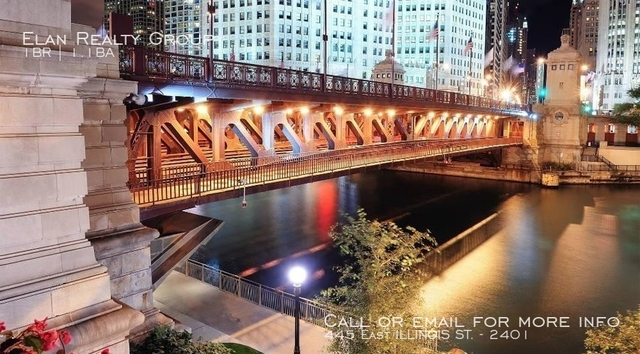 1 Bedroom, Streeterville Rental in Chicago, IL for $3,435 - Photo 1