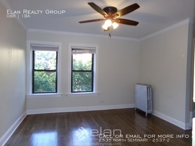 Studio, Wrightwood Rental in Chicago, IL for $1,295 - Photo 1