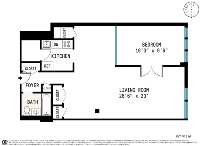 1 Bedroom, Vinegar Hill Rental in NYC for $3,500 - Photo 2