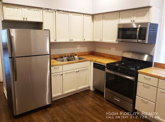 4 Bedrooms, Lakeview Rental in Chicago, IL for $2,646 - Photo 1