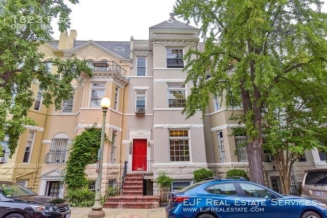 Studio, Dupont Circle Rental in Washington, DC for $1,200 - Photo 1