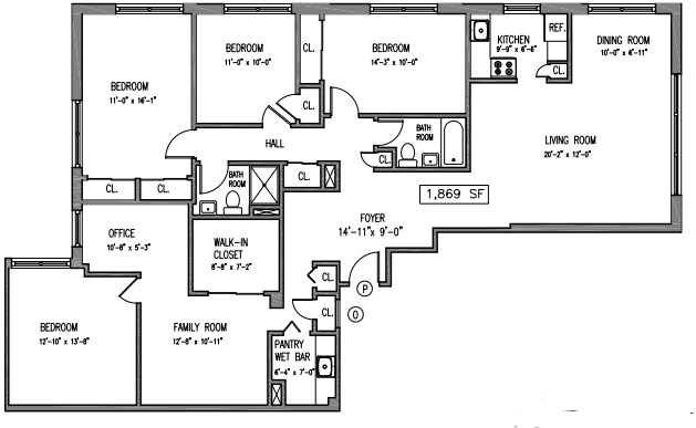 4 Bedrooms, Yorkville Rental in NYC for $6,985 - Photo 1